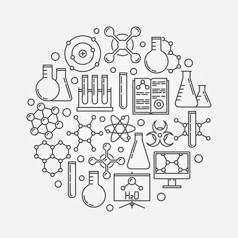 Chemistry vector illustration stock vector illustration of download chemistry vector illustration stock vector illustration of illustration molecule 72827334 ccuart Images