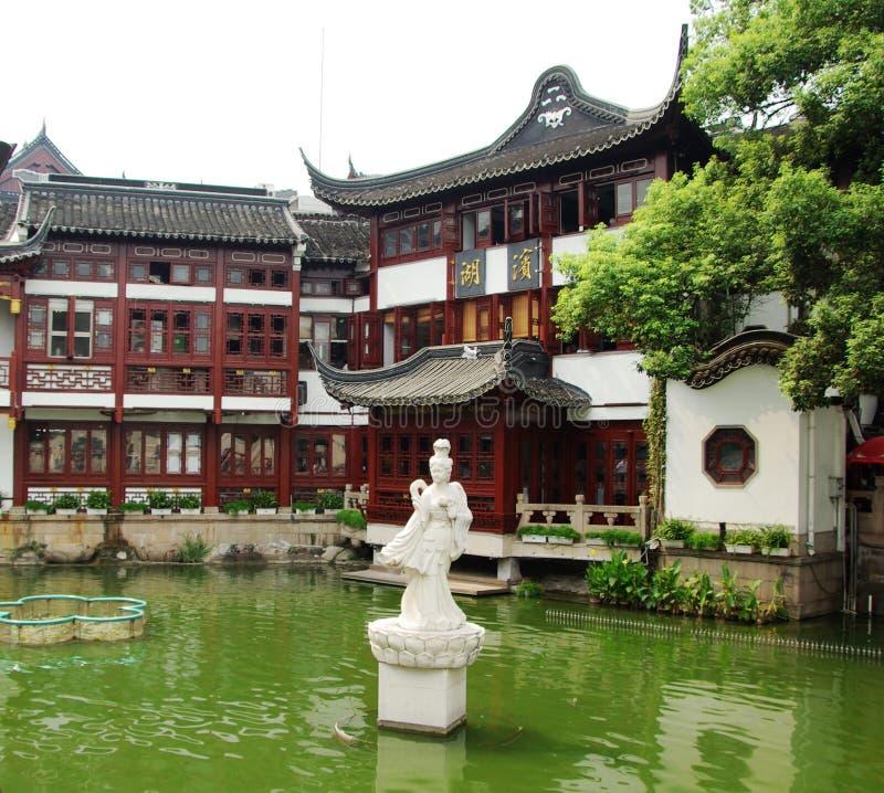 cheng huang ναός στοκ εικόνες