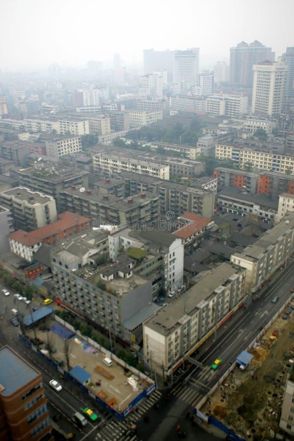 chengdu Κίνα στοκ εικόνες