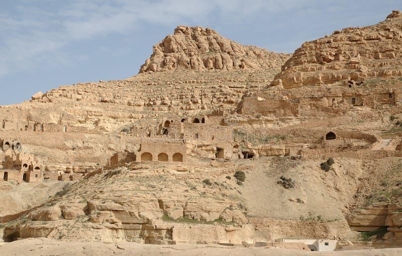 Chenini (Túnez) fotografía de archivo libre de regalías