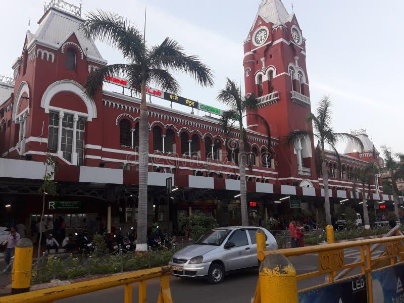 Chennai centrala, Chennai zdjęcia stock