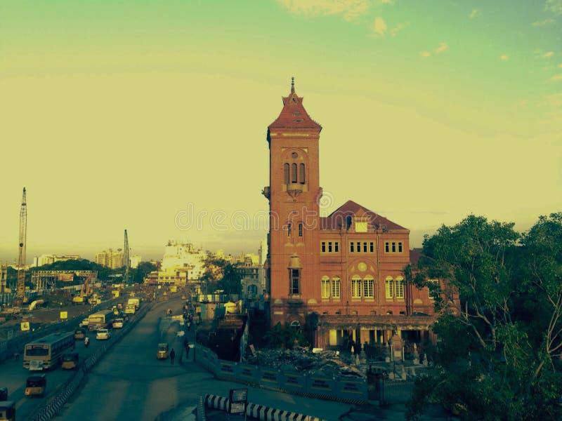 Chennai-Monument lizenzfreie stockfotografie