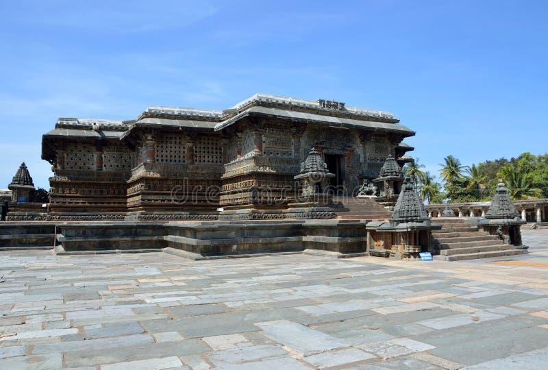 Chennakesava寺庙 库存图片
