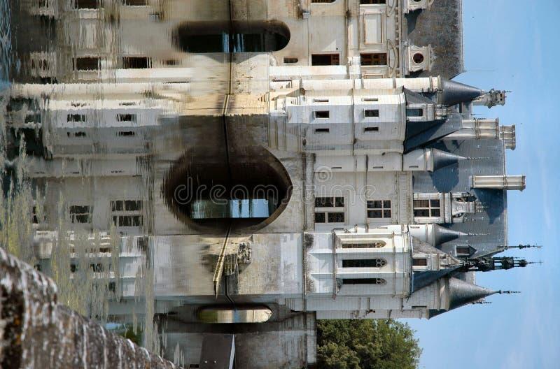 Chenonceau (detalle) imagenes de archivo