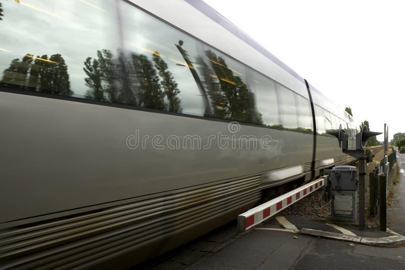 chenonceau France przez francuzów poziomu pociągu bezpilotową Loire przechodzenia doliny zdjęcia royalty free