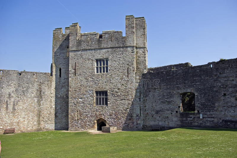 Download Chepstow Castle stock photo. Image of ancient, british - 14099426