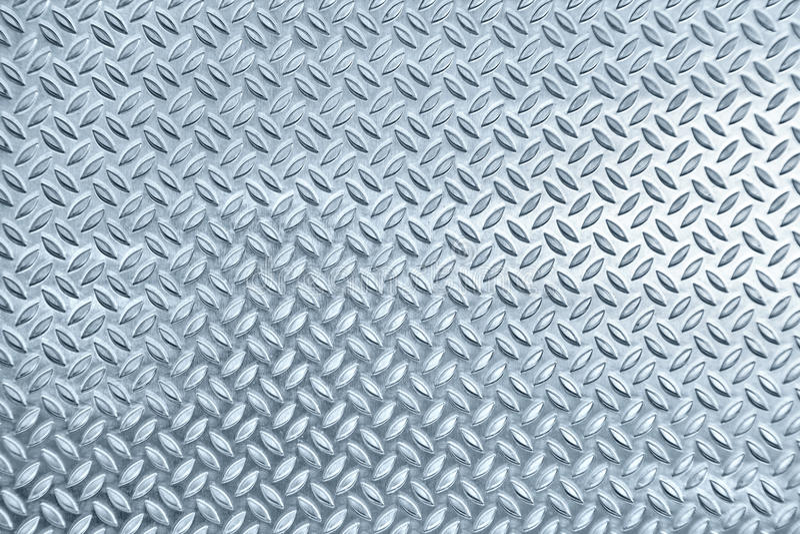 chequer σύσταση μετάλλων στοκ εικόνα