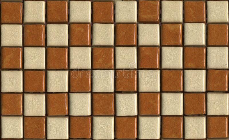 Chequer Tiles Texture Stock Photos