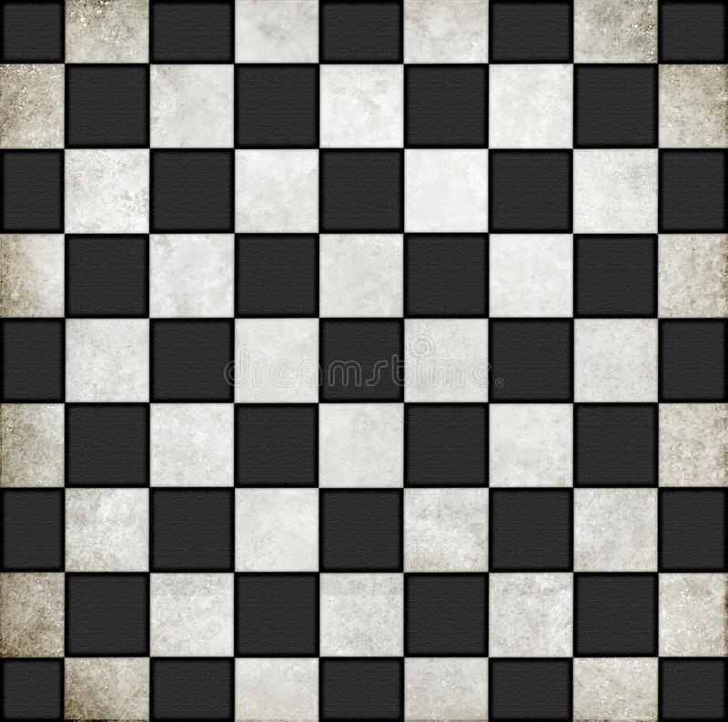 Download Chequered Grunge Background 2 Stock Illustration - Image: 27261087