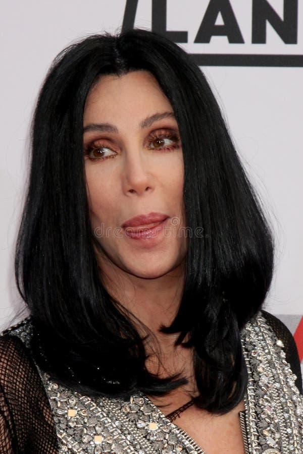 Cher royalty-vrije stock foto's