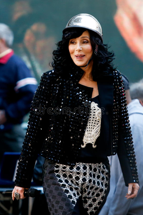 Cher royaltyfria bilder