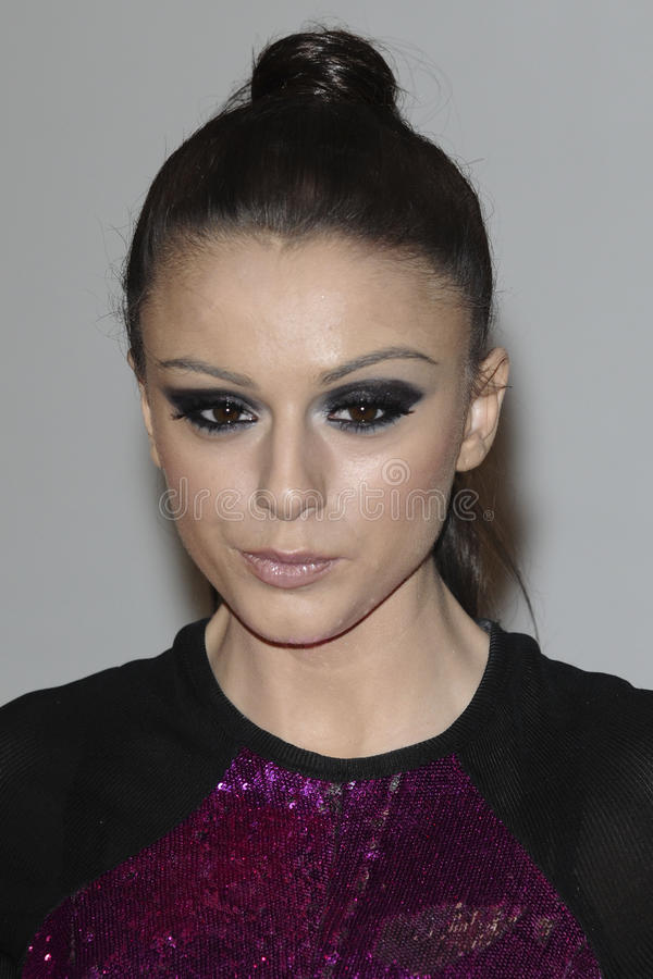 Download Cher Lloyd editorial stock image. Image of brit, arena - 23574314