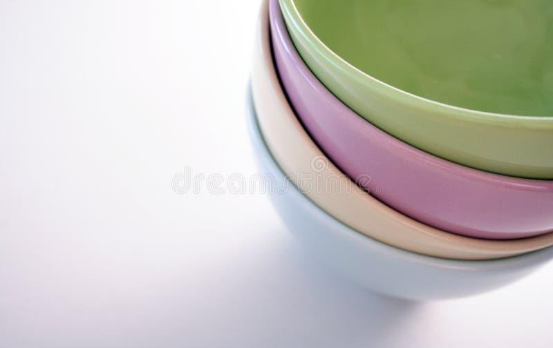 Cheramic Pots Stock Photography