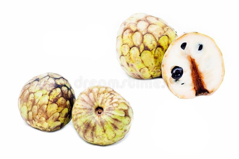 Cherimoya owoc fotografia stock