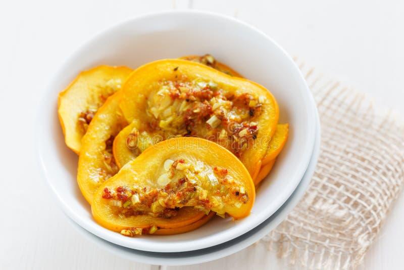 Chermoula с Zucchini стоковые изображения rf