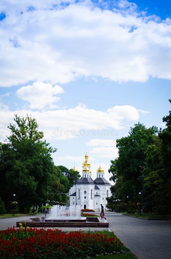 Chernihiv, de Oekraïne stock afbeeldingen