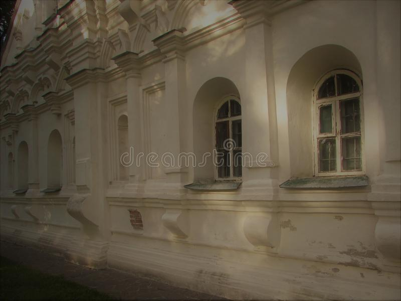 Chernihiv detinets stock photo