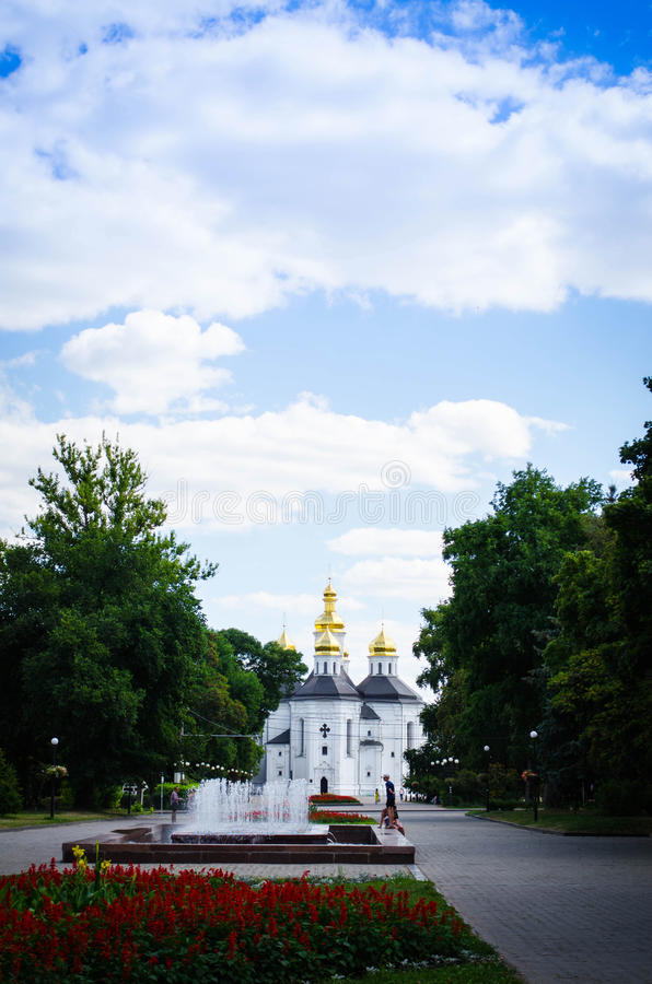 Chernihiv, Ukraina obrazy stock