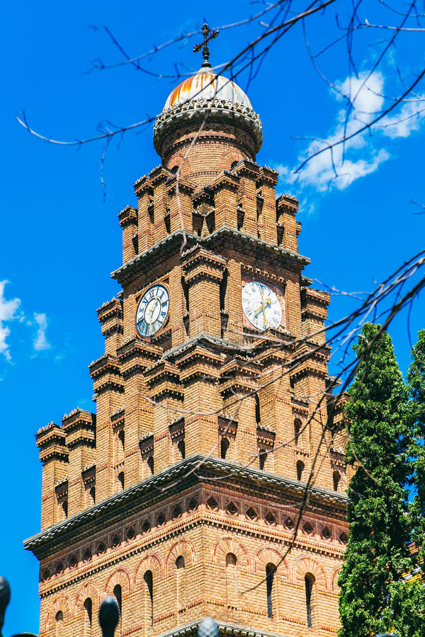 Chernivtsi National University - Yuriy Fedkovych Chernivtsi National University is the leading Ukrainian institution. Yuriy Fedkovych Chernivtsi National stock photos