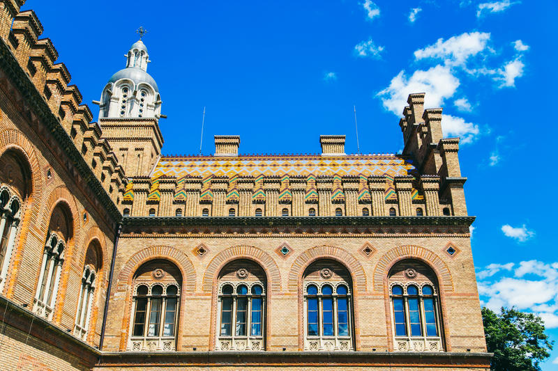 Chernivtsi National University - Yuriy Fedkovych Chernivtsi Nati. Onal University is the leading Ukrainian institution. Yuriy Fedkovych Chernivtsi National royalty free stock photography