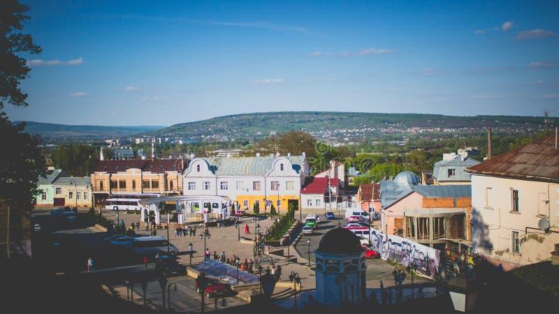 Chernivtsi, Ucrânia imagem de stock royalty free