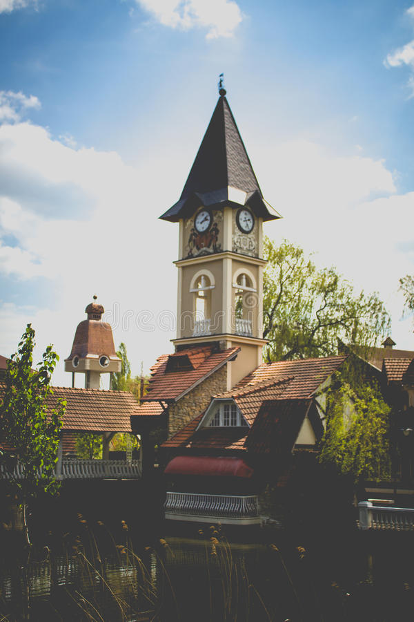 Chernivtsi, Ucraina fotografia stock