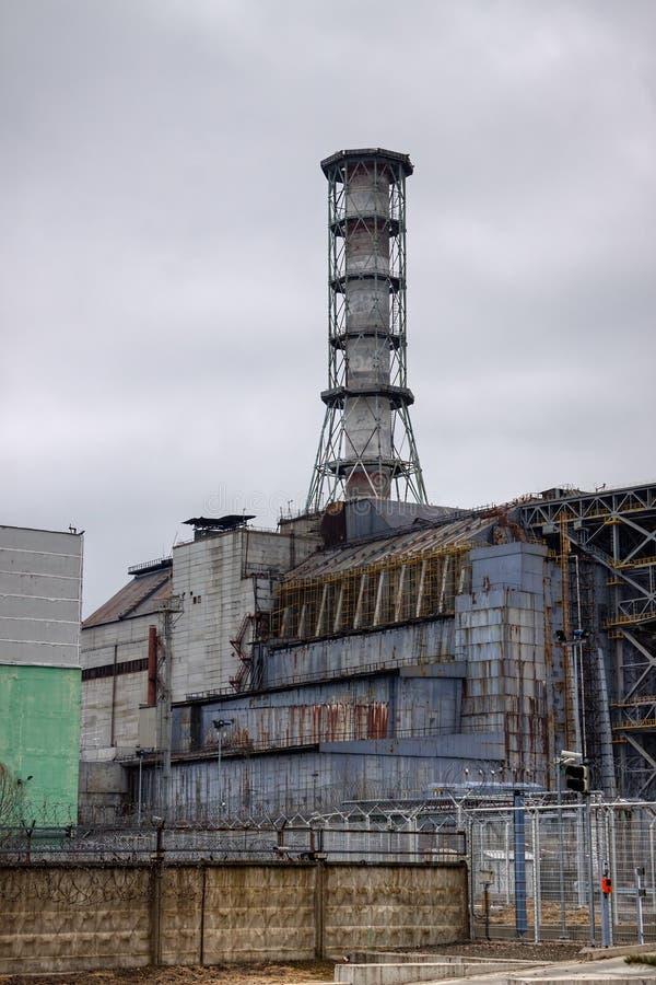 Chernobyl foto de archivo libre de regalías