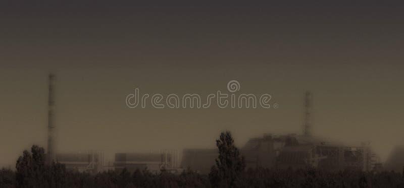 Chernobyl Pripyat imagens de stock