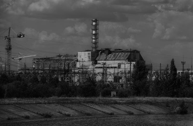 Chernobyl Pripyat foto de stock royalty free