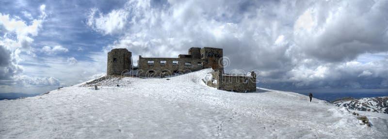 chernogora山 库存照片