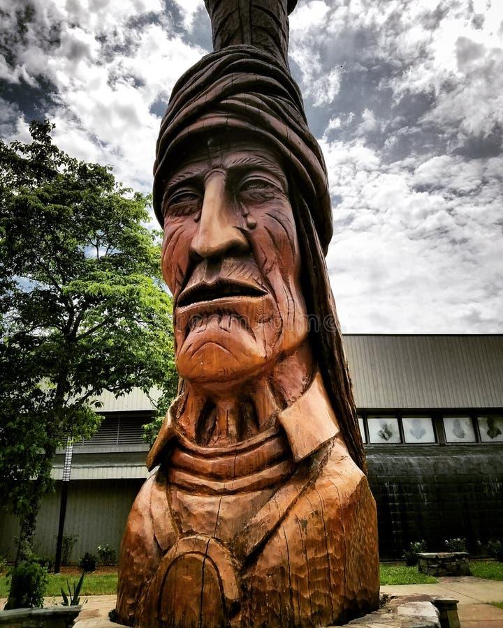 cherokee arkivfoto