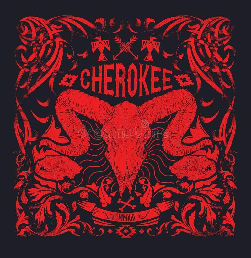 Cherokee Stock Photography