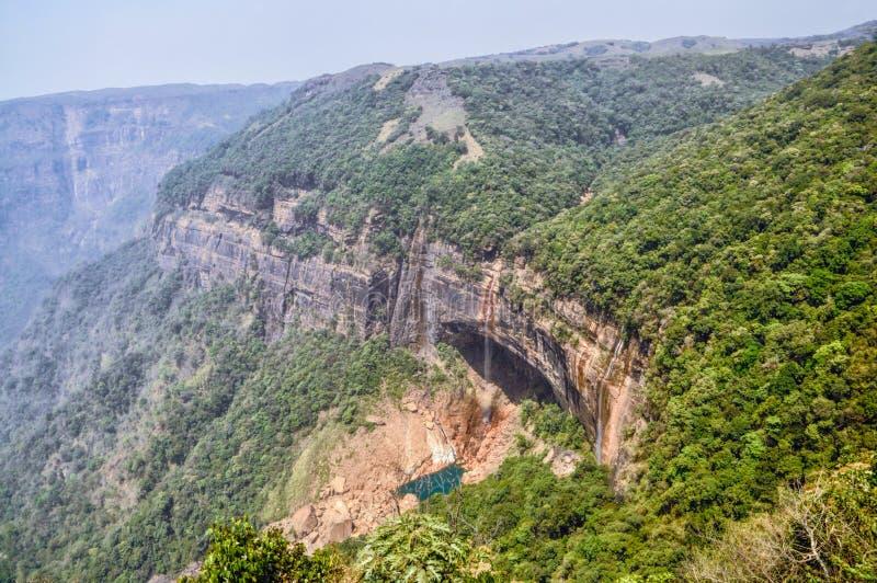 Cherrapunji stock fotografie