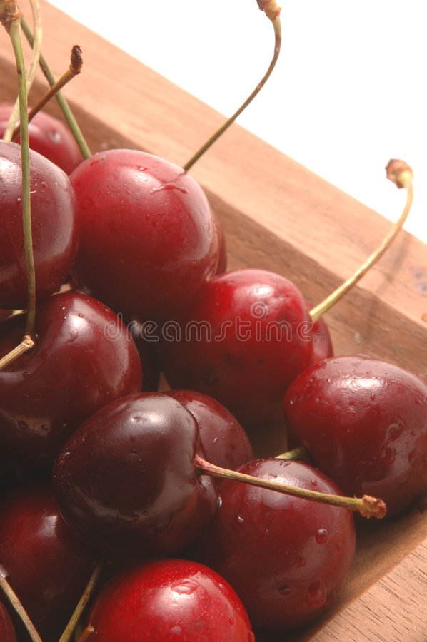 Free Cherries Royalty Free Stock Images - 418979