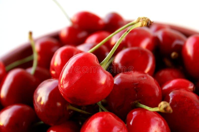 Cherries fruit stock photography