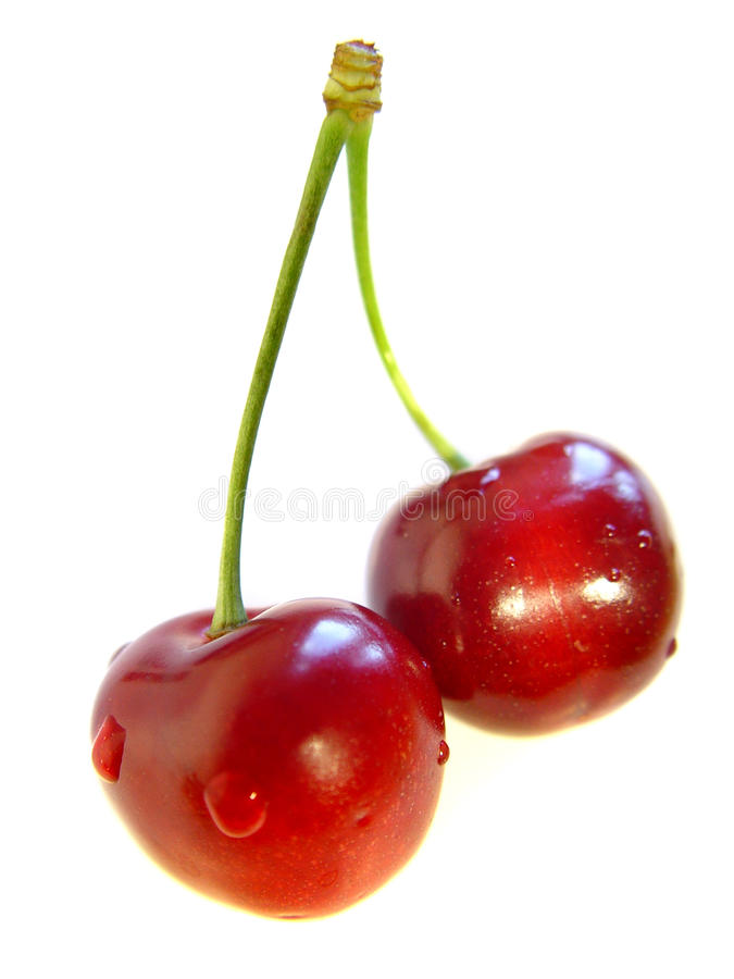 Free Cherry Royalty Free Stock Image - 13096386