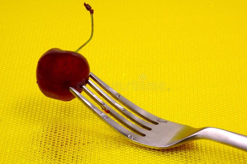 Download Cherry zdjęcie stock. Obraz złożonej z natura, wiśnia, zdrowy - 143732