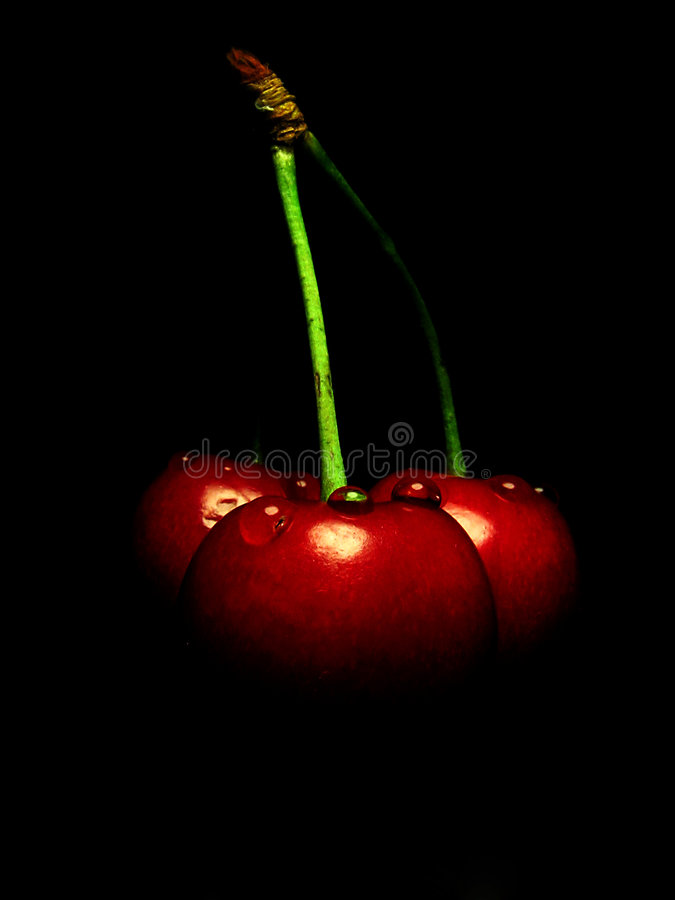 Free Cherry 2 Royalty Free Stock Images - 3438629