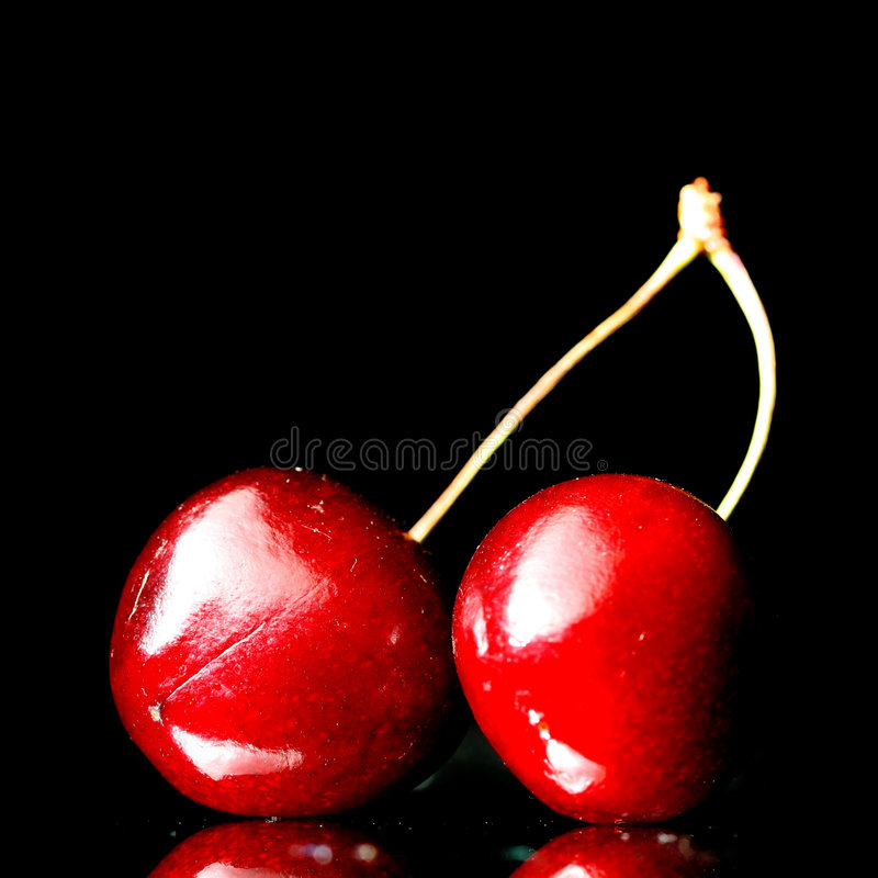 Free Cherry Stock Image - 5648641