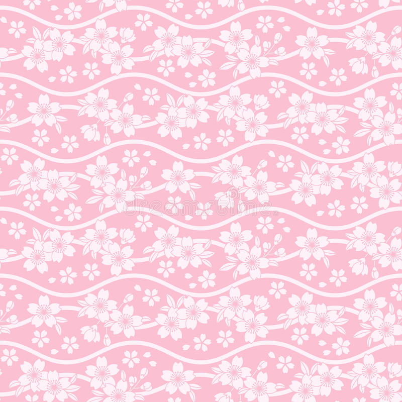 Download Cherry Blossom Background Royalty Free Stock Photos - Image: 18214798