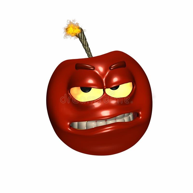 Free Cherry Bomb Royalty Free Stock Photos - 1128328