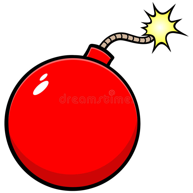 Free Cherry Bomb Royalty Free Stock Photography - 53767217