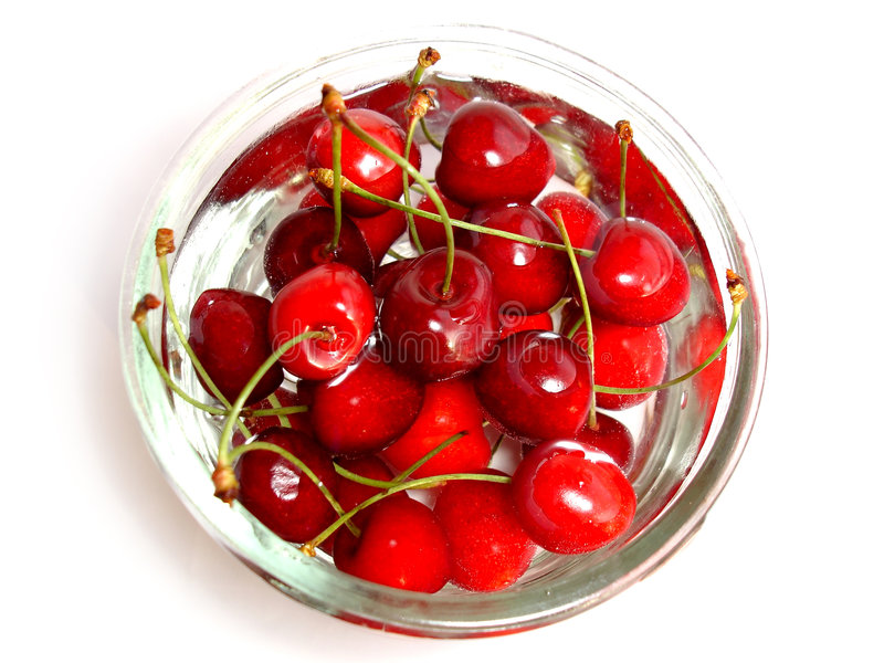 Download Cherry Bowl Royalty Free Stock Image - Image: 2543816