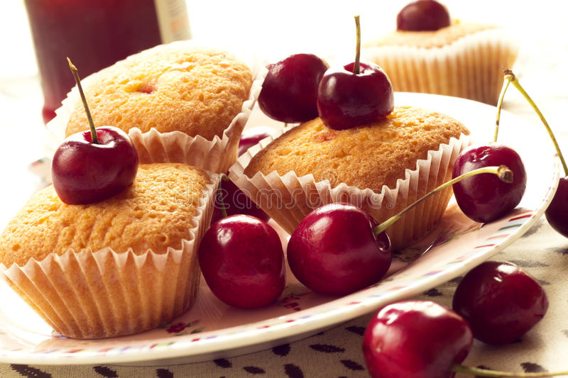 Download Cherry cake stock photo. Image of berrys, cakes, cherry - 20350564