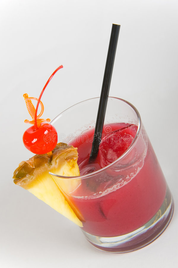 Free Cherry Cocktail Royalty Free Stock Photography - 4692967