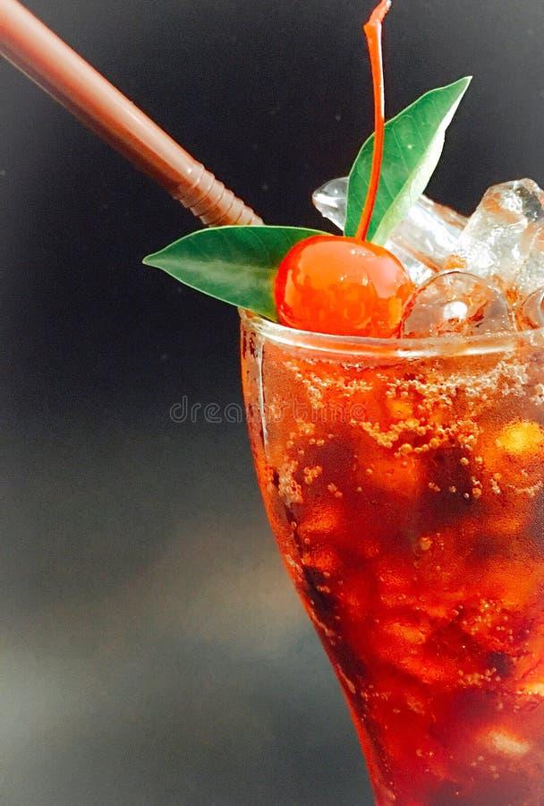 Cherry Coke fotografia de stock royalty free