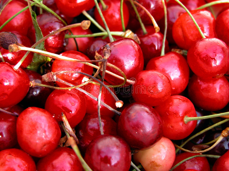 Download Cherry-colored stock image. Image of textures, fine, cherry - 153433