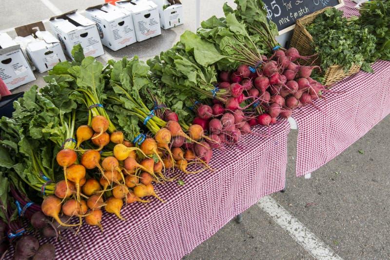 Cherry Creek Farmers Market imagem de stock royalty free