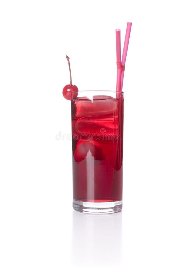 Free Cherry Drink Stock Image - 13114231