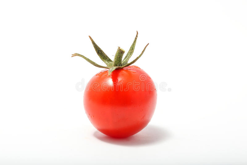 Cherry Grape Tomato royalty free stock images